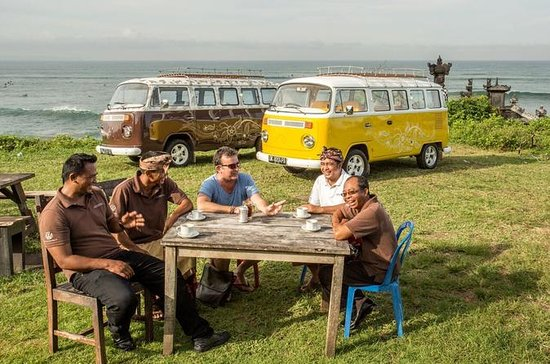Bali Spa Experience by VW Kombi with Meditation Session