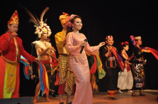 Malaysia Cultural Dinner Show with...
