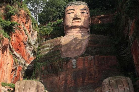 Chengdu Leshan Giant Buddha Private...