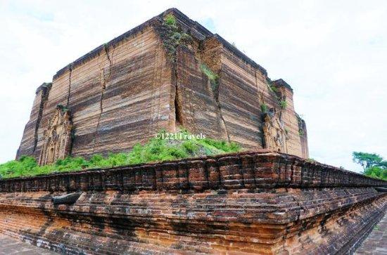 Day Trip in Mingun and Mandalay