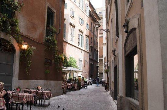 Tour privato di Trastevere e Villa