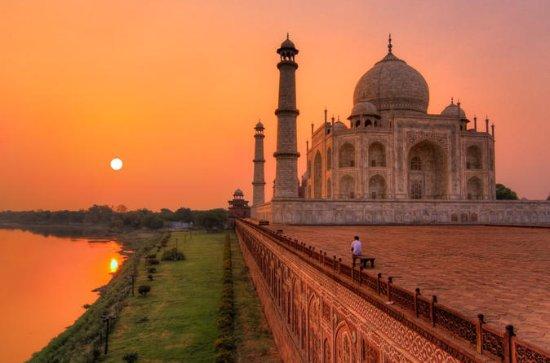 Viaje privado guiado a Taj Mahal