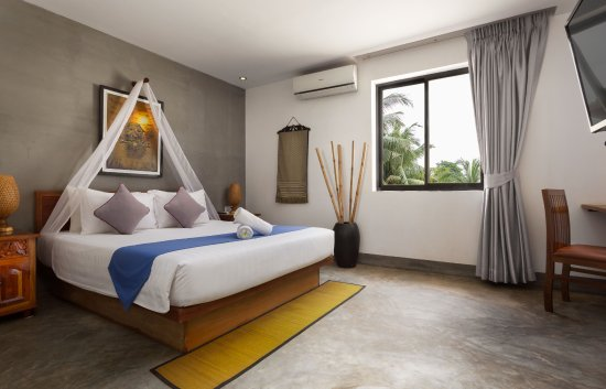 Mudra Angkor Boutique Hotel: Our Double Room