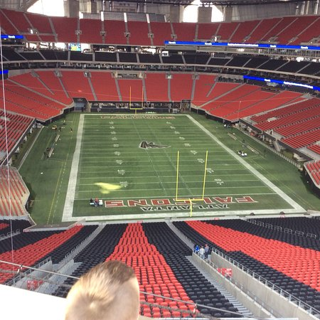 Foto mercedes benz stadium atlanta tripadvisor for Mercedes benz stadium location