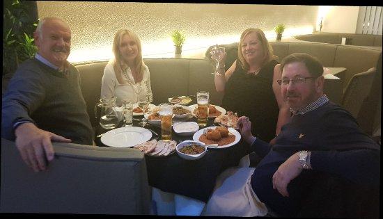 Foto de milan lounge fine indian cuisine shifnal milan for Milan indian restaurant