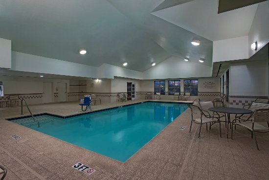 Residence Inn Bryan College Station Swimming Pool