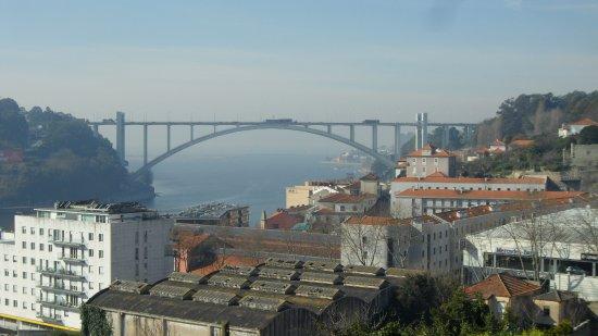 Porto District, Portugal: Blick über die Dächer