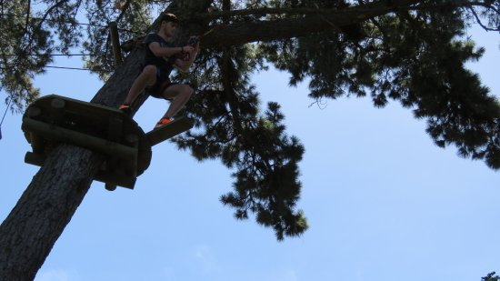 Wilderness, South Africa: Boys having fun.