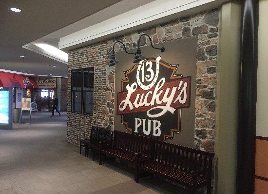 Lucky's 13 Pub - Burnsville, Minnesota