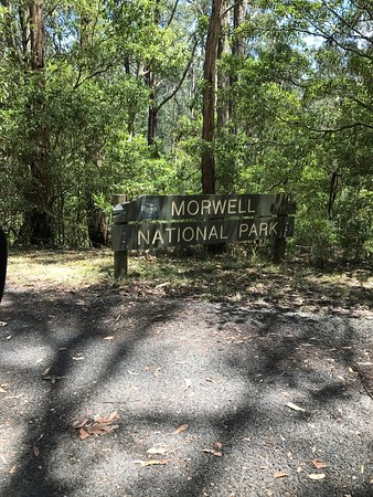 ‪Morwell National Park‬
