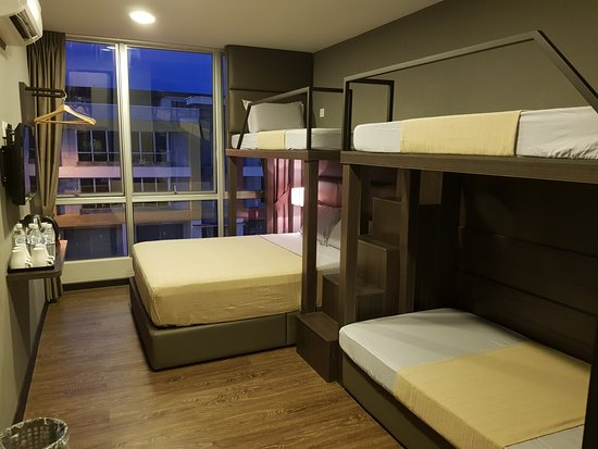 Cute hotel dorms ipoh r m 7 4 rm 66 updated 2018 for Cute hotel rooms