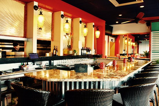 Beverly, MA: The bar
