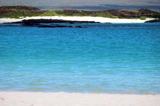 San Cristobal, Ekvador: Spiaggia e mare