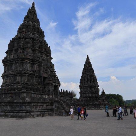 Temple de Prambanan : photo0.jpg