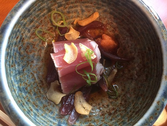 Zuma: Seared Tuna