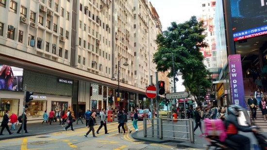 Wan Chai Walk