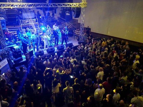 Province of Reggio Calabria, Italy: La sala concerti del Top Club di Reggio Calabria.