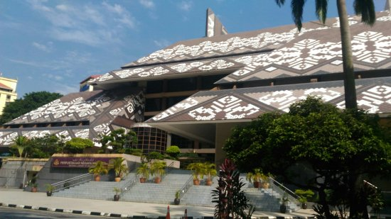 National Library Of Malaysia Kuala Lumpur 2020 All You Need To Know Before You Go With Photos Tripadvisor