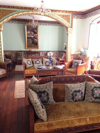 Hotel Boutique Portal de Cantuna: Lounge