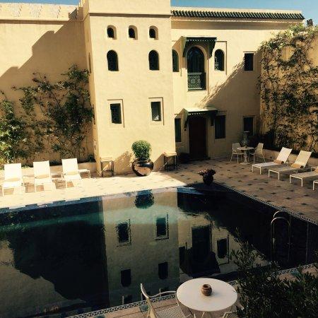 Palais Faraj Suites & Spa: Magnifique hôtel, super service et restauration excellente! Rien à dire, un super séjour avec no