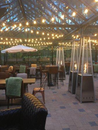 Guisborough, UK: Chico's new Mediterranean Style Garden Room