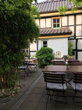 Troisdorf, Duitsland: Innenhof