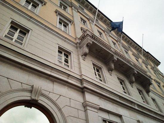 Palazzo del Hotel De La Ville