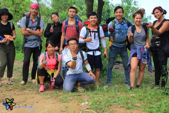 Dong Nai Culture And Nature Reserve: Let's go hiking on the mountains with us, camping on the top of the mountains.