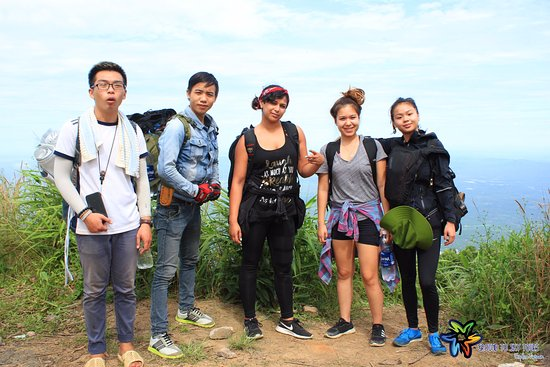 Dong Nai Culture And Nature Reserve: Standing on the top, you will fell like you are in a fairyland, pacing across the heaven, enjoyi