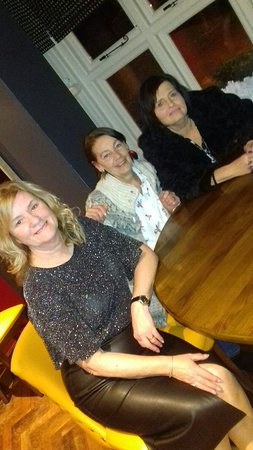 Rugeley, UK: Fantastic  night last night with the girls Food was amazing  xmas dinner  was fantastic  Staff w
