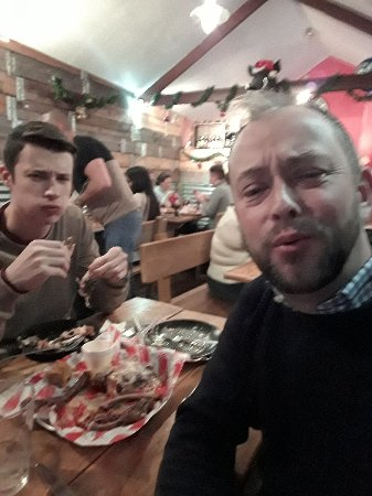 Backyard Bbq Aberystwyth Restaurant Reviews Phone