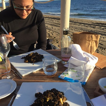 Great service, flavour and views