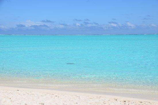 Matira Beach Bora