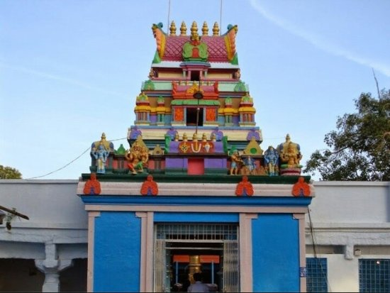 ‪Chilkur Balaji Temple‬