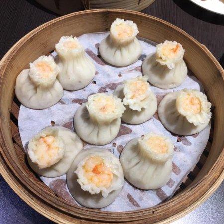 #1 ranking Xiao lung Gao steam port dumpling