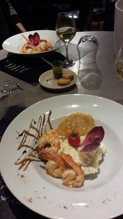 Coustellet, France: Repas de Noël excellent
