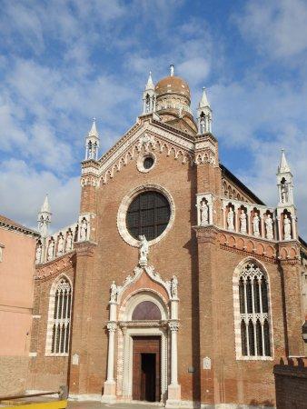 Chiesa della Madonna dell'Orto: Facciata