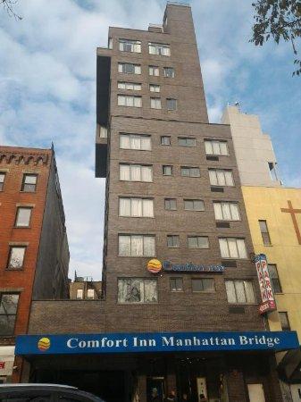 Comfort Inn Manhattan Hotel New York Tripadvisor