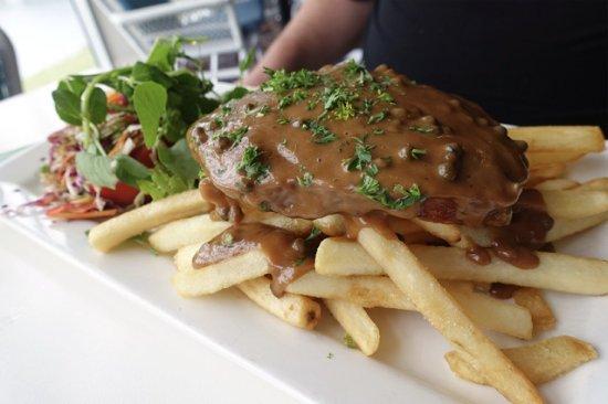 Kempsey, Australien: Rump steak