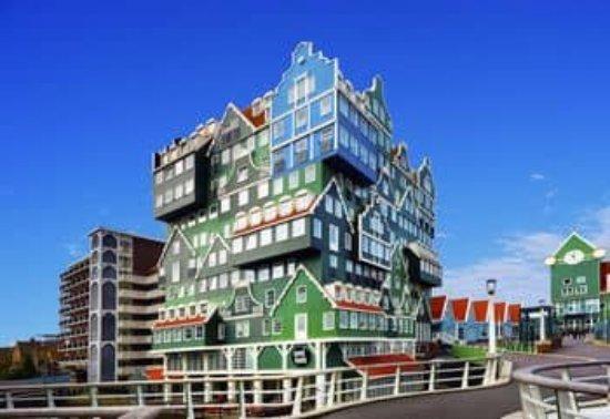 Img 20171216 230933 foto di inntel hotels for Hotel amsterdam stazione