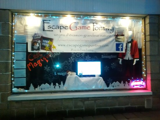 Escape Game Pontivy