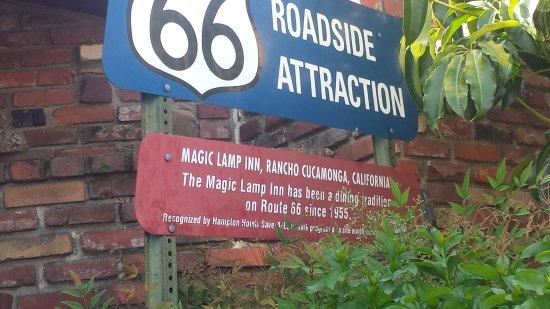 Rancho Cucamonga, CA: Magic Lamp Inn