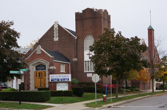 Kenmore Baptist Church in Kenmore, NY