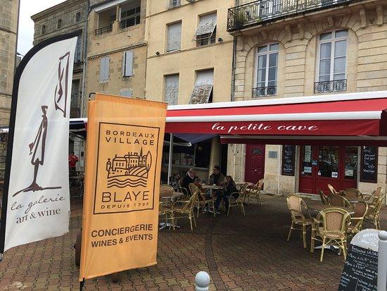 Blaye, France: La Cave de la Citadelle