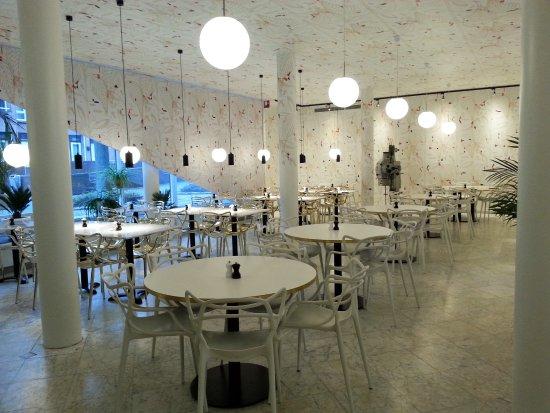 Hotel Mabi : Frühstücksraum