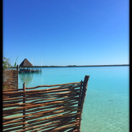 Photo de centro holistico akalki bacalar for Villas wayak bacalar