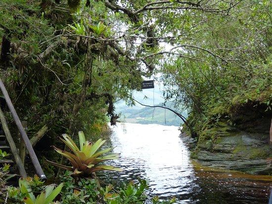 Lima Duarte, MG: Janela do Céu, água gelada e revigorante!