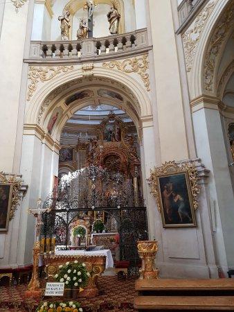 Lower Silesia Province, Polen: w Sanktuarium
