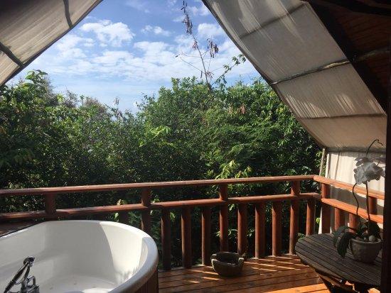 Terrasse Avec Jacuzzi Picture Of Lodge Roche Tamarin Village
