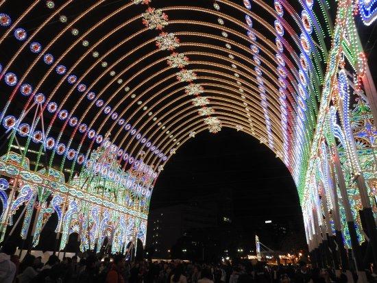 Kobe, Japan: まるでディズニーランドみたい。